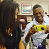 Showing off the 41MP Nokia Lumia - Houston, Texas