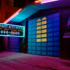 A Garage with Neon, South Congress Avenue - Austin, Texas