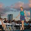 Austin Fashion Week 2011, AZIZ Salon Rooftop - Austin, Texas