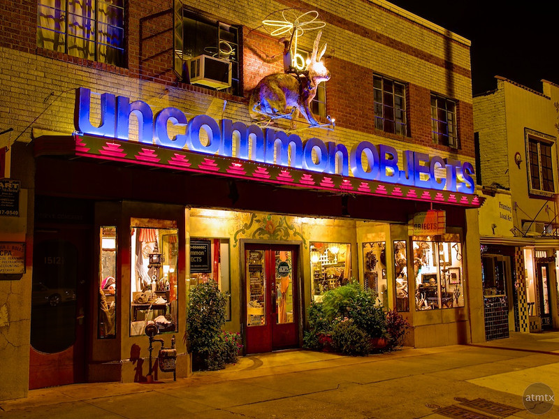 Uncommon Objects, SoCo -  Austin, Texas