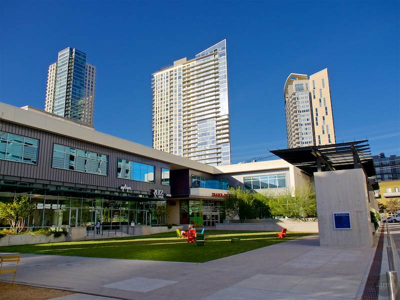 Just completed,  The Seaholm Redevelopment - Austin, Texas
