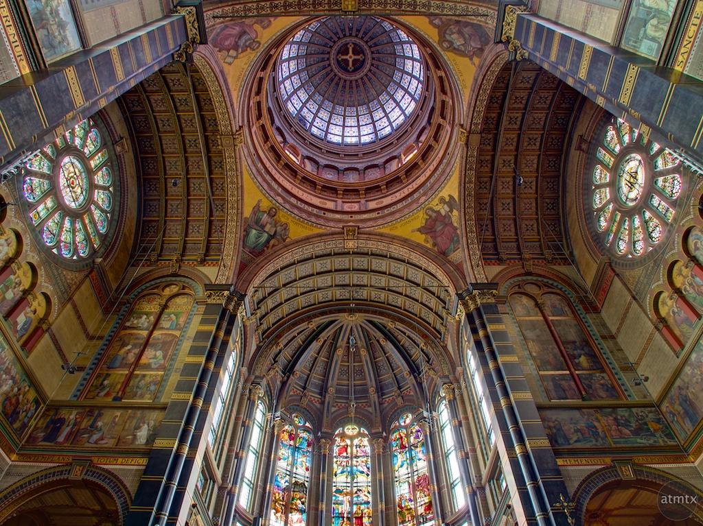 Basilica of St. Nicholas - Amsterdam, Netherlands