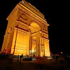 Golden India Gate - Delhi, India