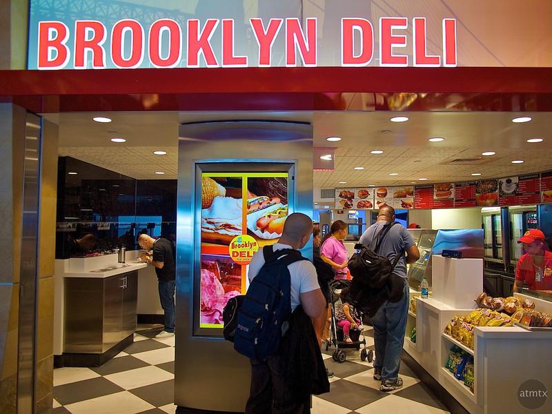 Brooklyn Deli, JFK Airport - Queens, New York