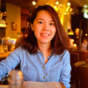 Corrine at Dinner - Breda, Netherlands