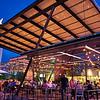 Shake Shack Blue Hour - Austin, Texas