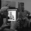 iPad Portrait, Wyatt McSpadden - Austin, Texas