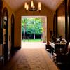 A Hallway to the Outside, Royal Hawaiian - Honolulu, Hawaii