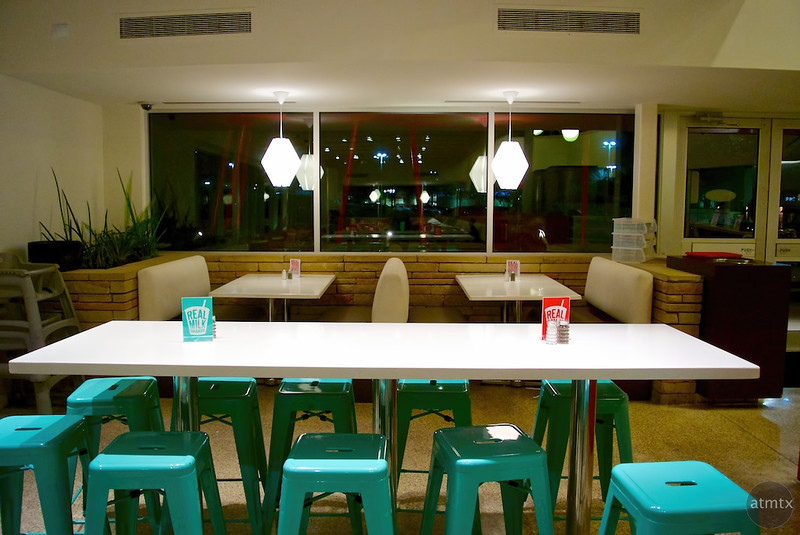 Stylish Fast Food Restaurant, P Terry's  - Westlake, Texas