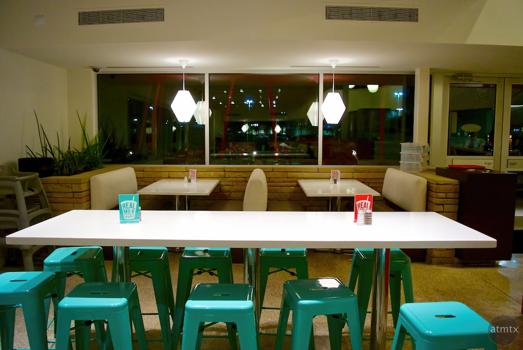 Stylish Fast Food Restaurant, P Terry's - Westlake, Texas