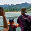 Father and Son - Miyajima, Japan