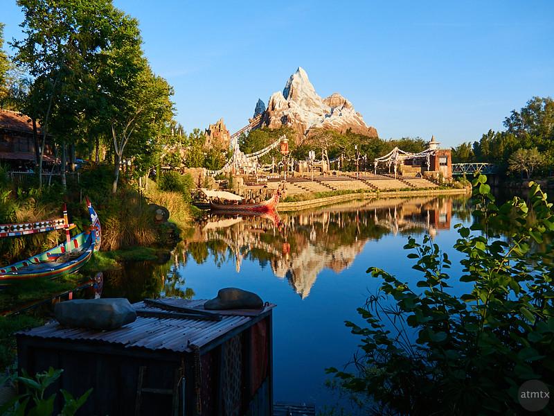 Asia, Disney's Animal Kingdom - Orlando, Florida