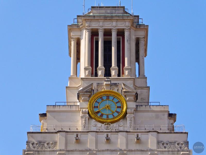 University of Texas Tower (200 mm)