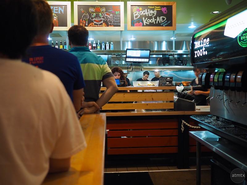 Ordering Counter, Hopdoddy's - Austin, Texas