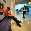 Music Break, JFK Airport - Queens, New York