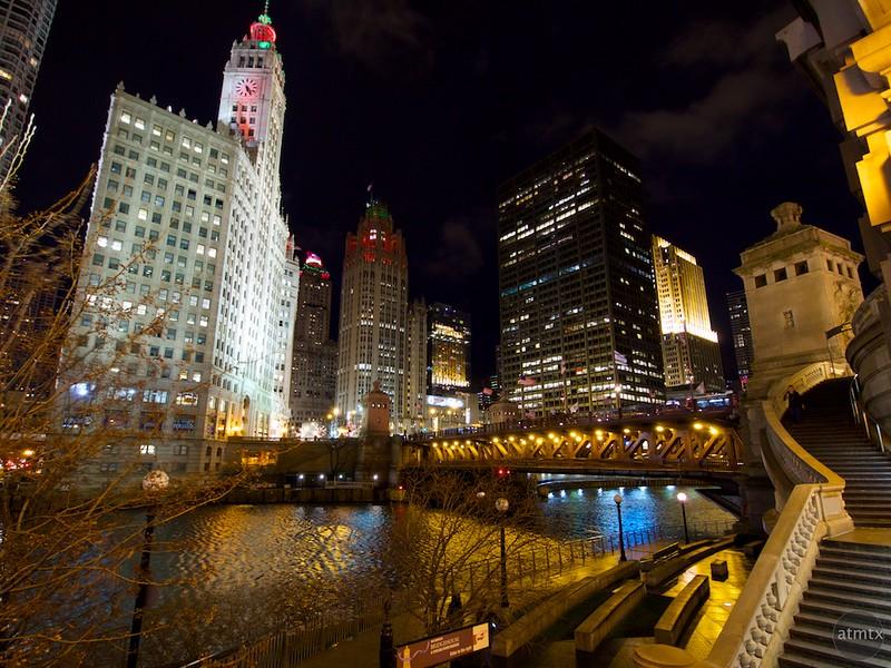 Chicago Riverfront - Chicago, Illinois
