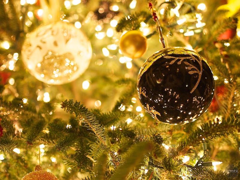 2011 Driskill Christmas Tree Details #3 - Austin, Texas