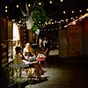 G'Raj Mahal Patio, Rainey Street - Austin, Texas