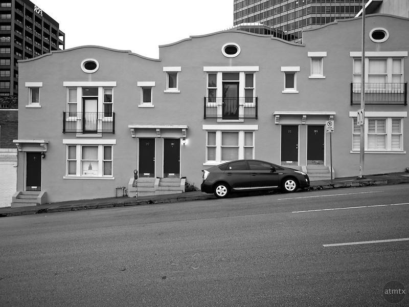A bit like San Francisco - Austin, Texas