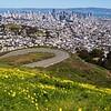 Twin Peaks View #1 - San Francisco, California