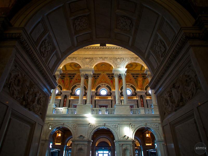 Framed, Library of Congress - Washington DC