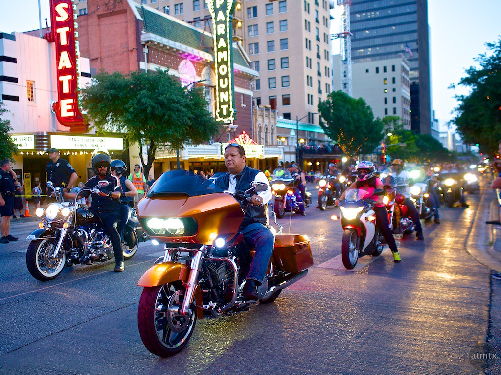 2016 ROT Rally Parade - Austin, Texas