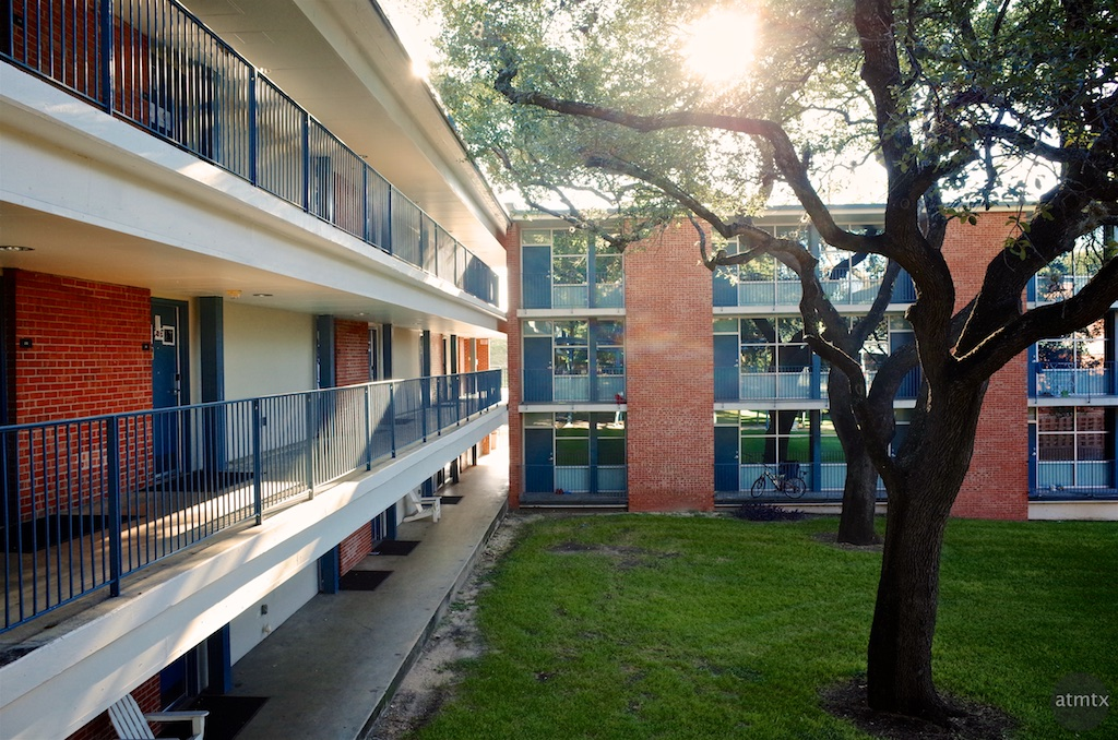 Freshman Dorms, Trinity University - San Antonio, Texas