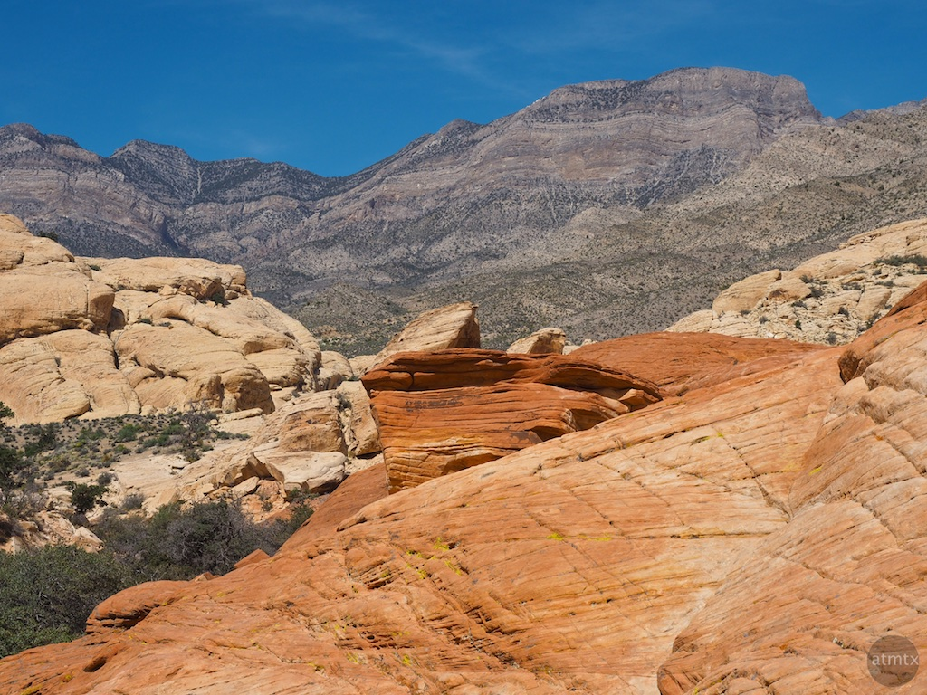 Red Rock Canyon - Near Las Vegas, Nevada