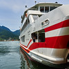 The Ferry Ride - Miyajima, Japan