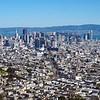 Twin Peaks View #2 - San Francisco, California