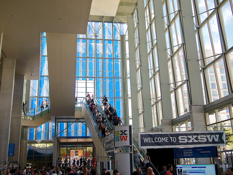 Austin Convention Center, SXSW Interactive - Austin, Texas