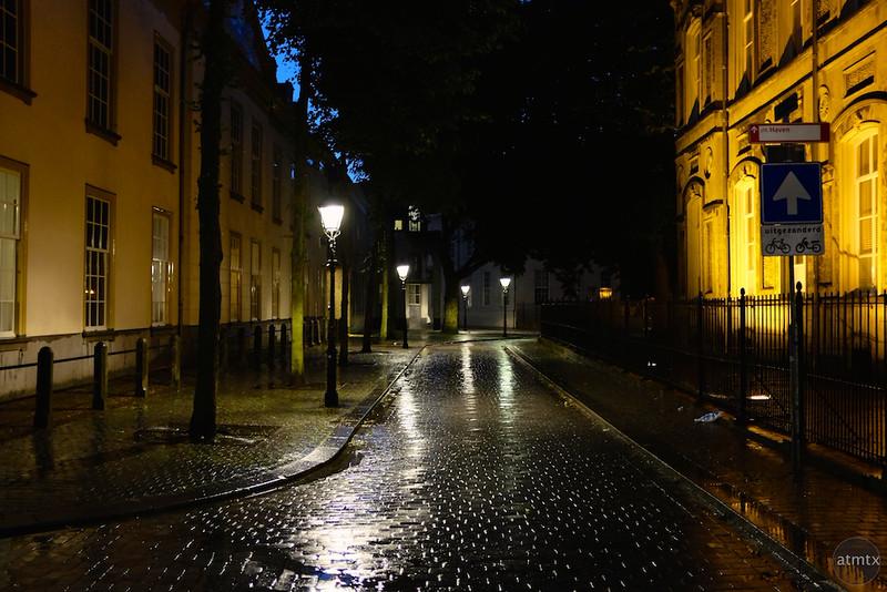 Nighttime Shimmer - Breda, Netherlands