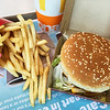Big Mac Meal, McDonald's - Austin, Texas