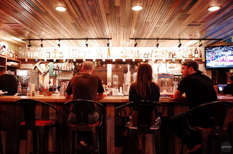 The Bar at La Mancha - Austin, Texas