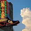Heritage Boot Co. Neon Closeup, SoCo - Austin, Texas