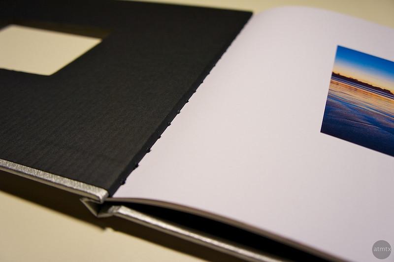 Snapfish Photo Book Details - Binding