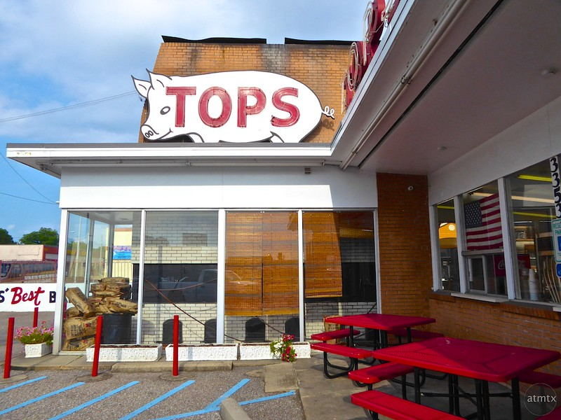 Top's Bar-B-Q - Memphis, Tennessee