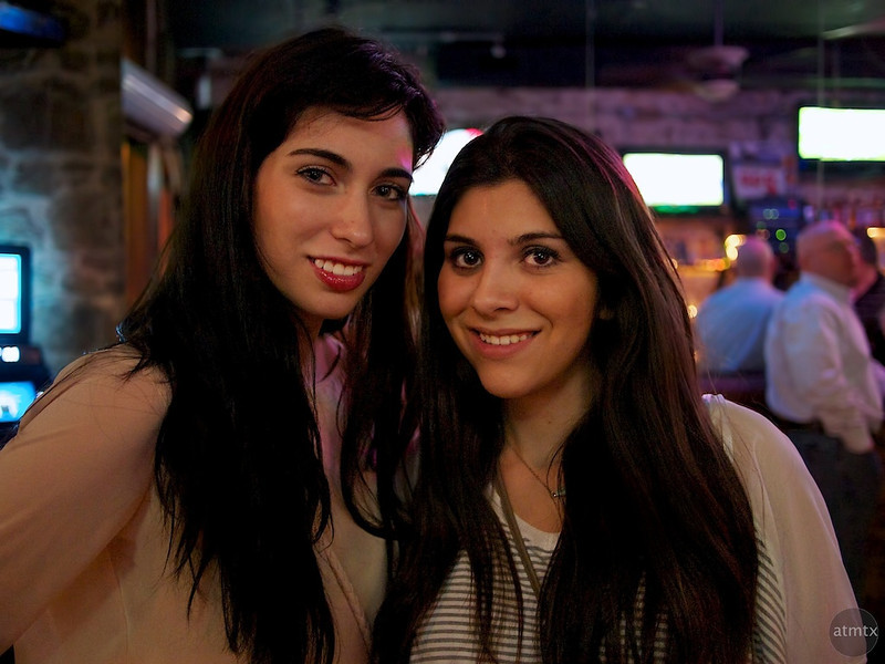 Sofia and Itzel, Toulouse - Austin, Texas