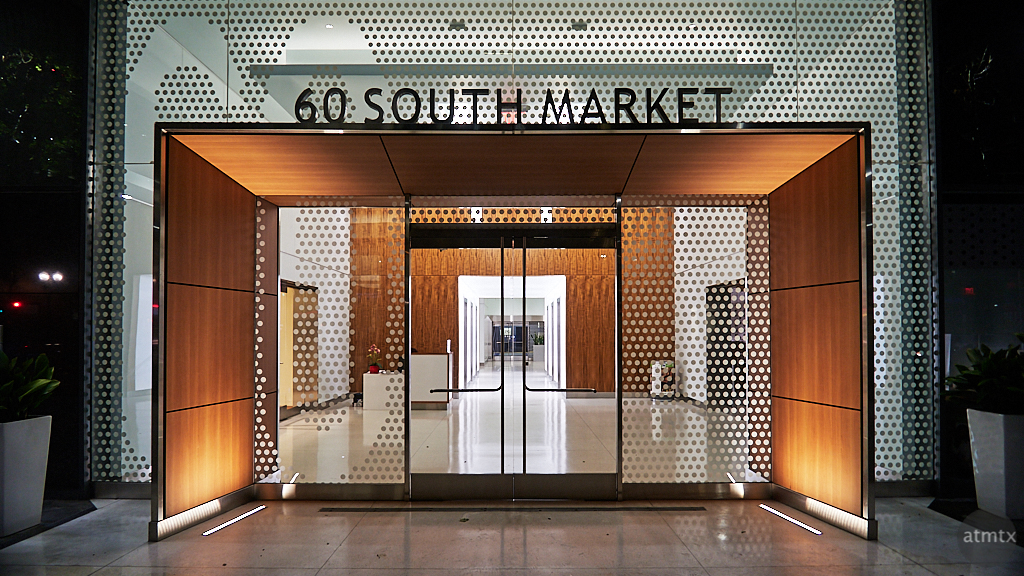Lobby, 60 South Market - San Jose, California