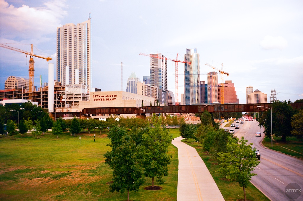 Building Boom of 2014 - Austin, Texas
