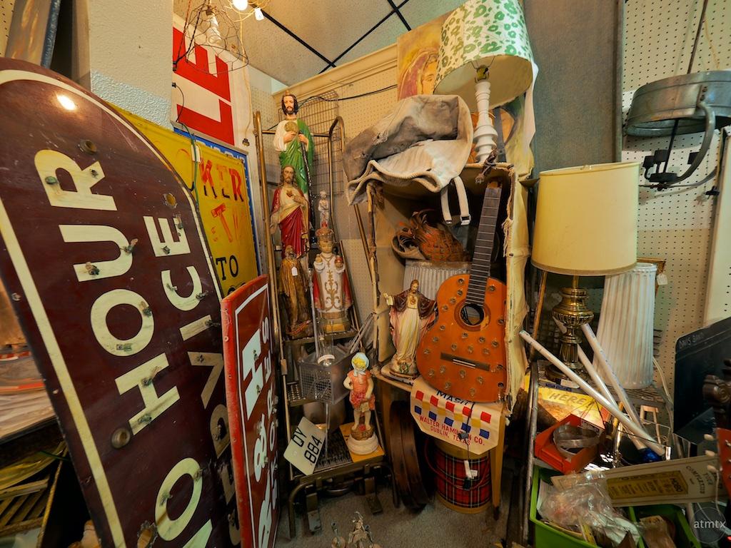 Antique store #3 - Austin, Texas