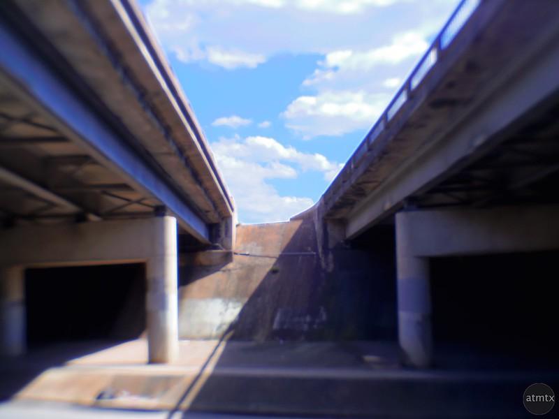 Lofi I35 Overpass - Austin, Texas