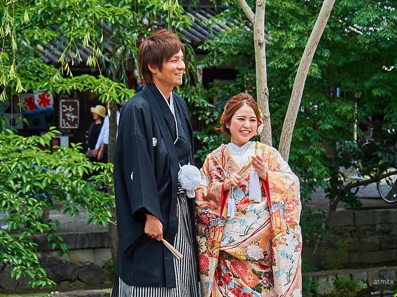 A Wedding Shoot - Kurashiki, Japan