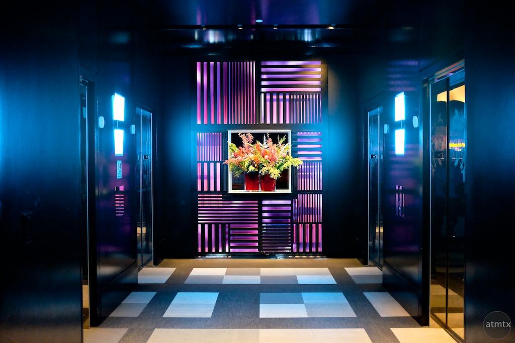 W Hotel Elevators - San Francisco, California