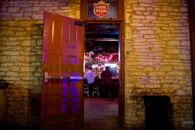 Bar Interior #4, 6th Street - Austin, Texas
