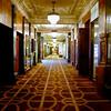 Hallway, St. Francis - San Francisco, California