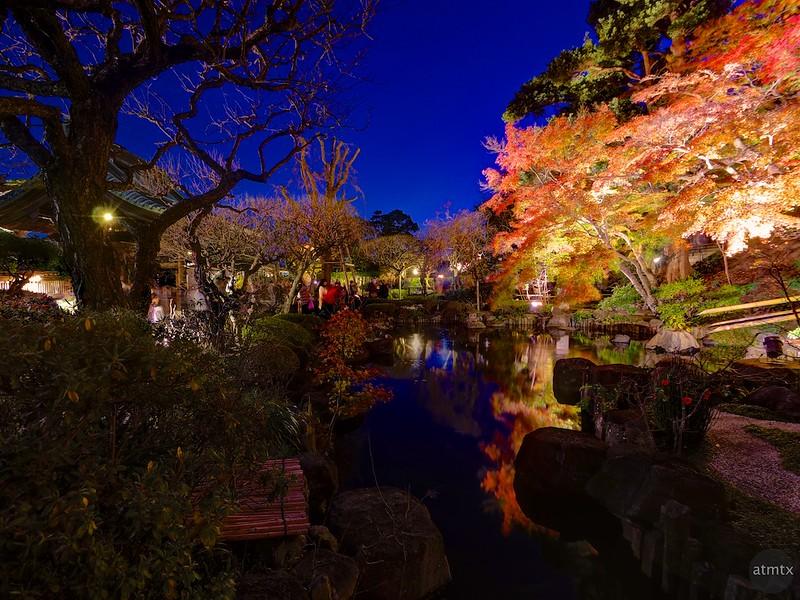 Blue Hour at Hasedera - Kamakura, Japan