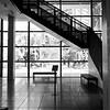 A Staircase Centerpiece, Harry Ransom Center - Austin, Texas