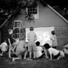 Backyard Slide Show - Austin, Texas