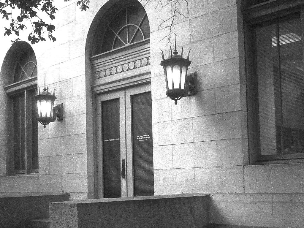 Lofi Entrance - Austin, Texas